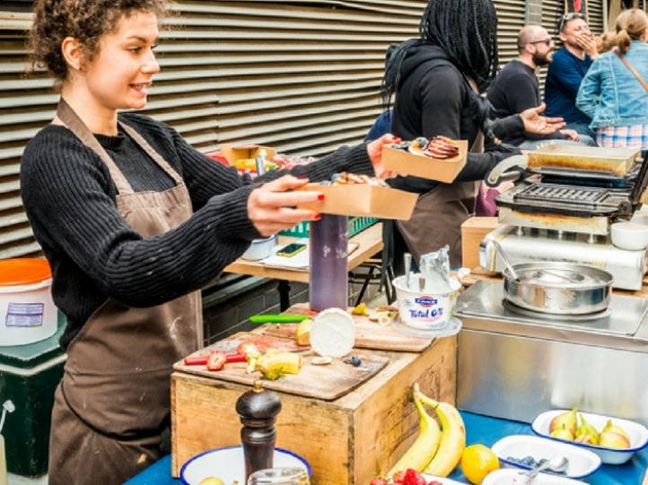London's Street Food Experience