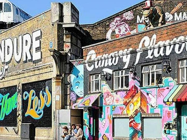 Discover Shoreditch: London's Coolest Neighbourhood